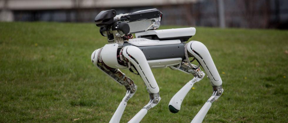 Softbank acquires robotics company Boston Dynamics from Google