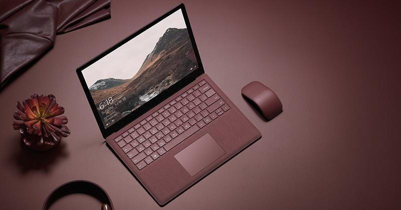 Surface Laptop now lets you go back to Windows 10 S from Pro upgrade