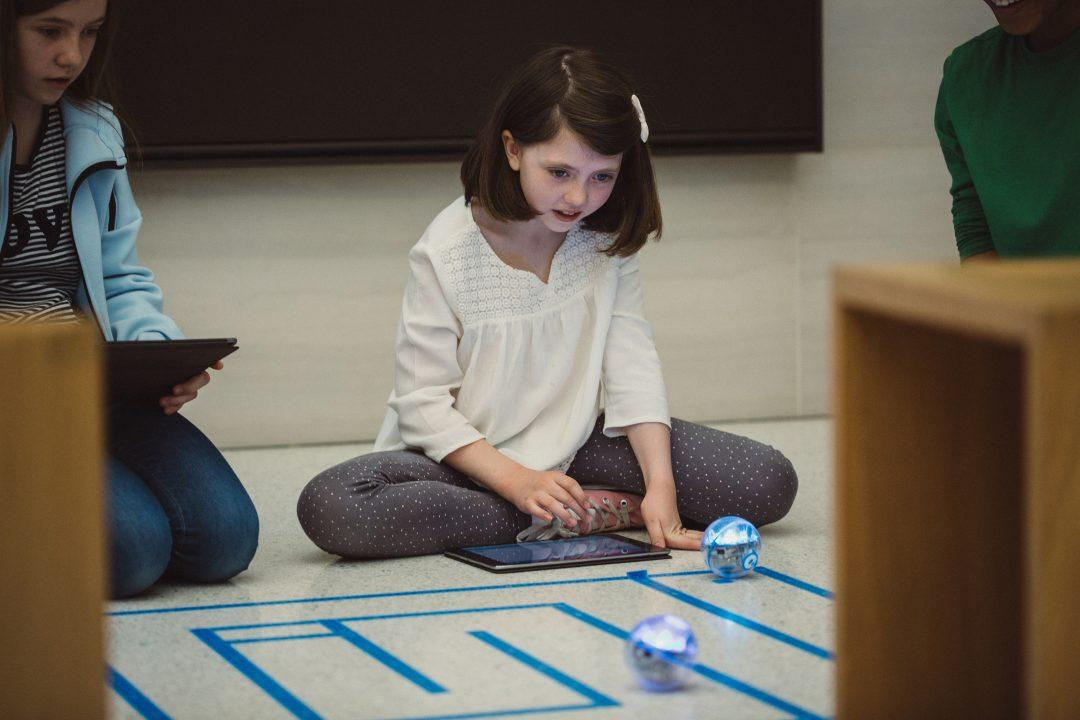 Apple's Swift Playgrounds gets robot hook-up with LEGO