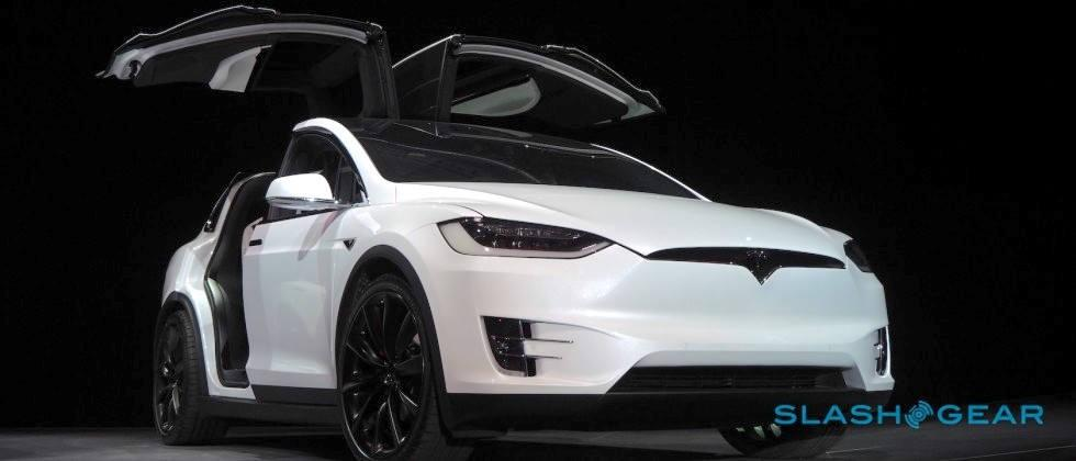 Tesla Model X is safest SUV says NHTSA: Watch it get smashed up