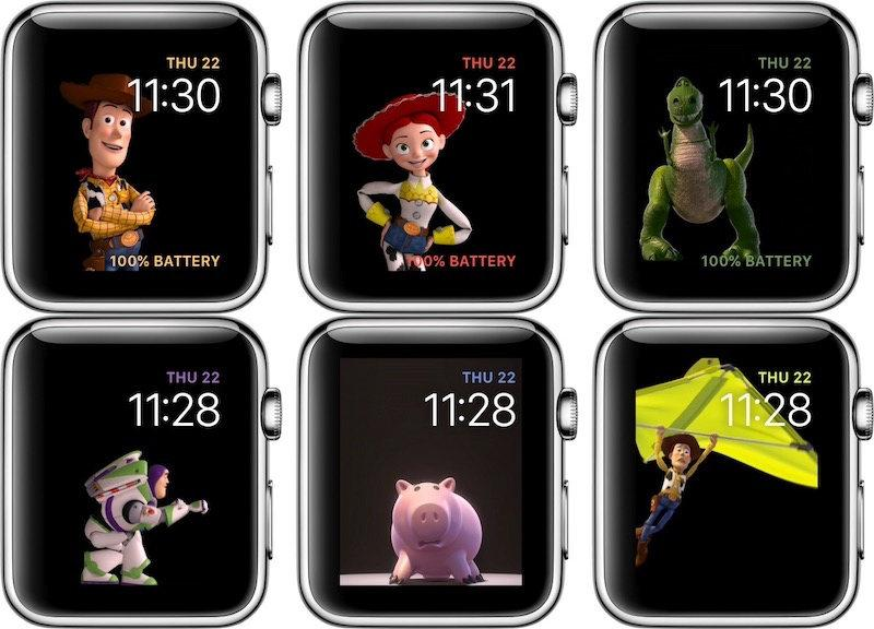 Update Your Apple Watch With Toy Story Faces With Latest