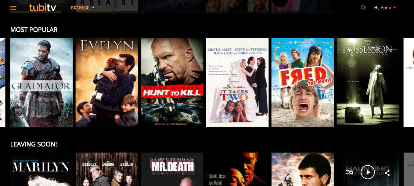 The best free Netflix alternatives you've never heard of