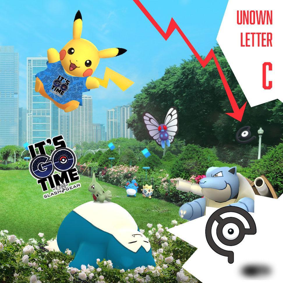 Pokemon Go Unown Tracker 2019