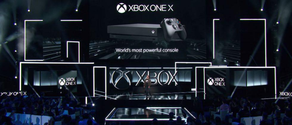 Xbox One X: All of games announced at E3 2017 (with trailers)