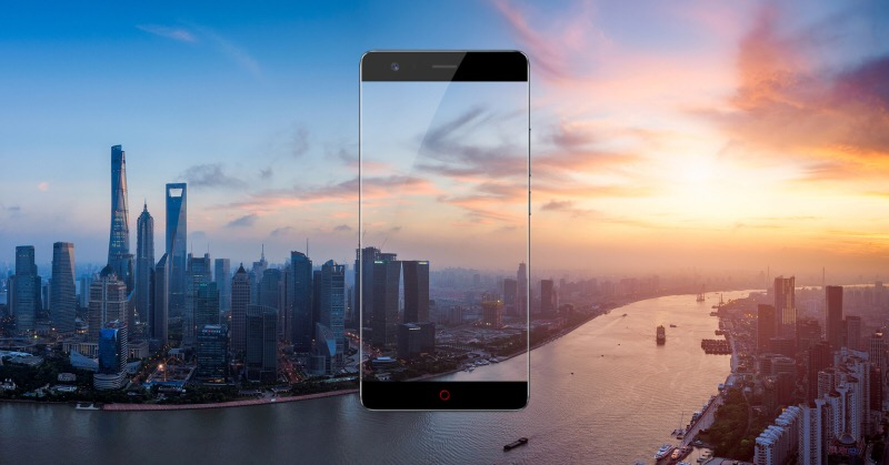 ZTE nubia Z17 comes bearing Quick Charge 4+, almost not bezels