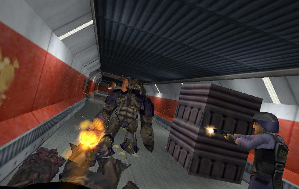 Half-Life gets an update 19 years after it launched