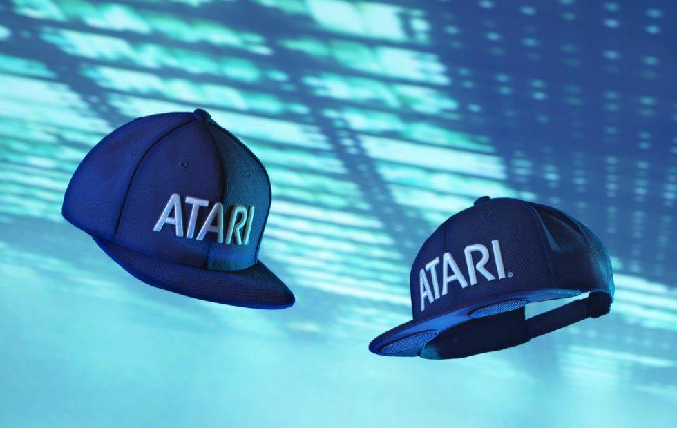 Atari Speakerhat is somehow both genius and ridiculous