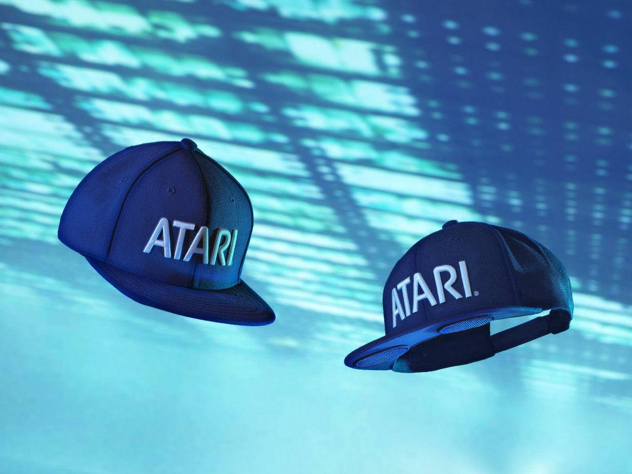 73249a0b8d38a1 Atari Speakerhat is somehow both genius and ridiculous - SlashGear