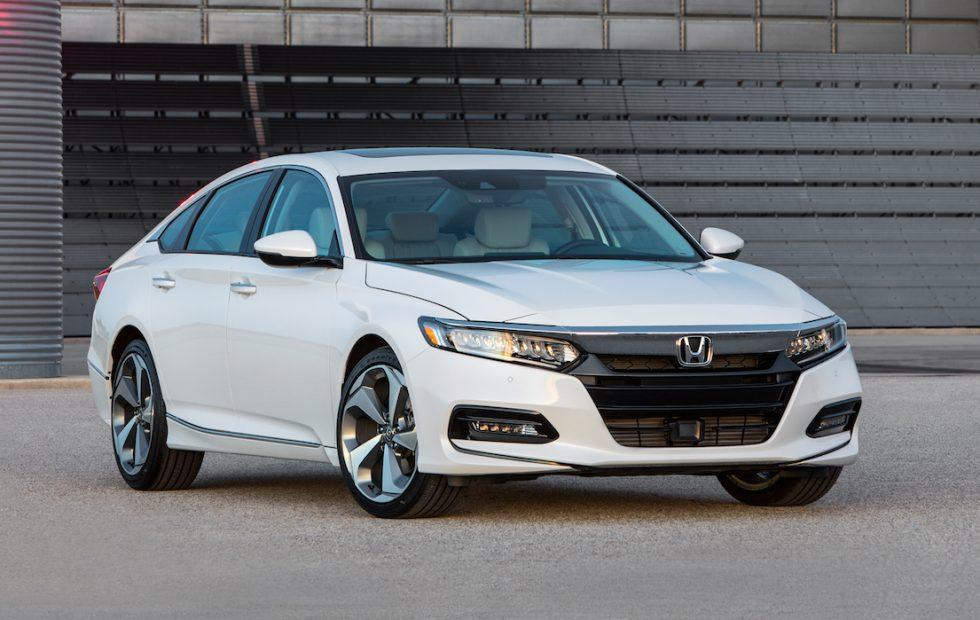 2018 Honda Accord Debuts With New Style Train Options