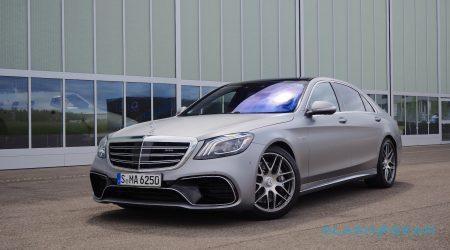 2018 Mercedes-AMG S63 4MATIC Gallery