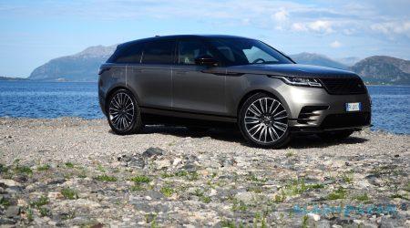 2018 Range Rover Velar Gallery