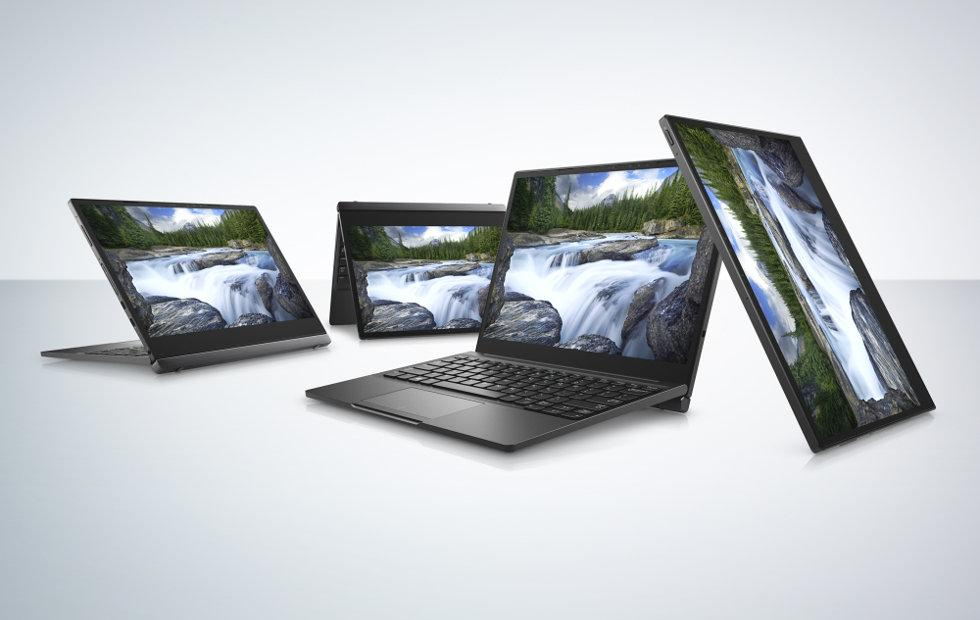 Dell Latitude 12 7285 comes bearing wireless charging support