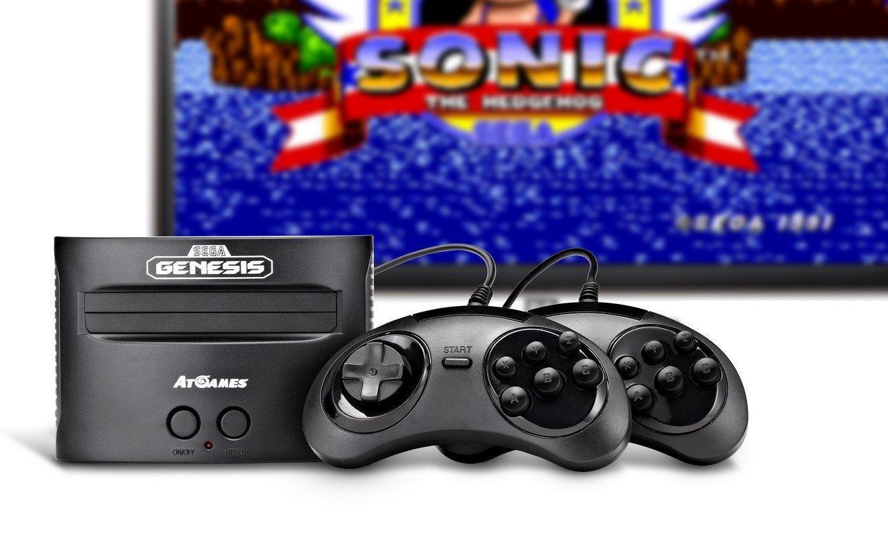 Atari Sega Genesis Retro Consoles Pricing And Pre Order