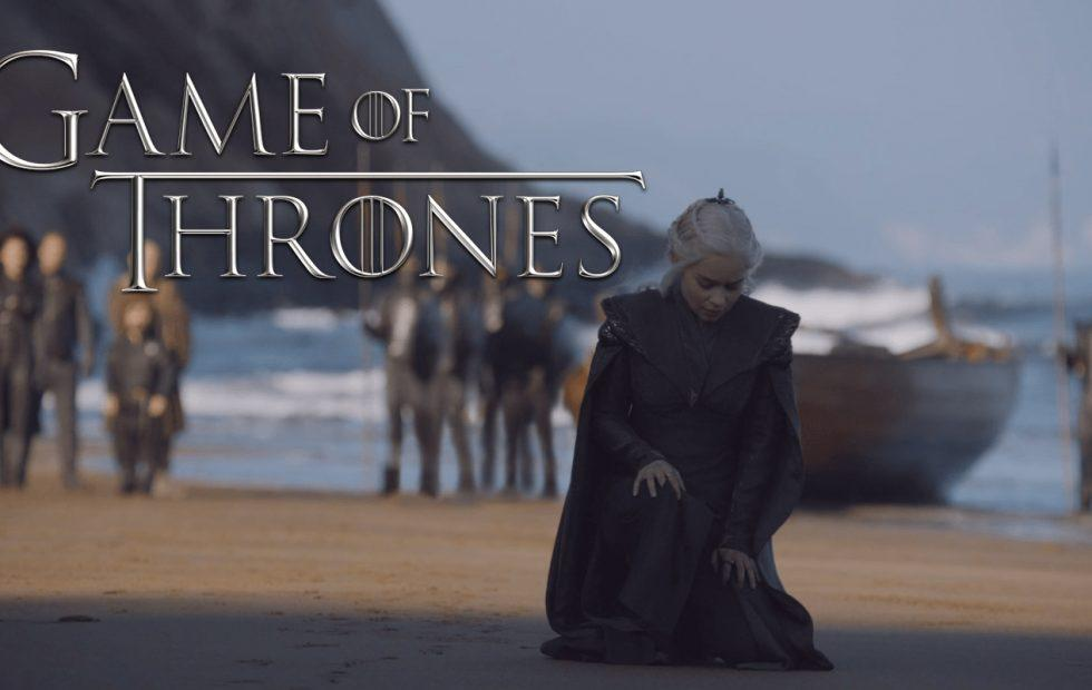 """Game of Thrones S7E1 """"Dragonstone"""" review and discussion"""