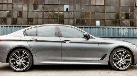 2017 BMW 540i xDrive Gallery
