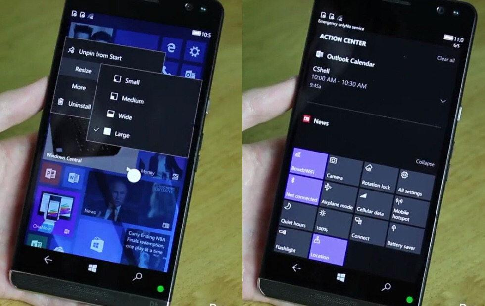 Full Windows 10 on phones is not going to happen, insists Microsoft