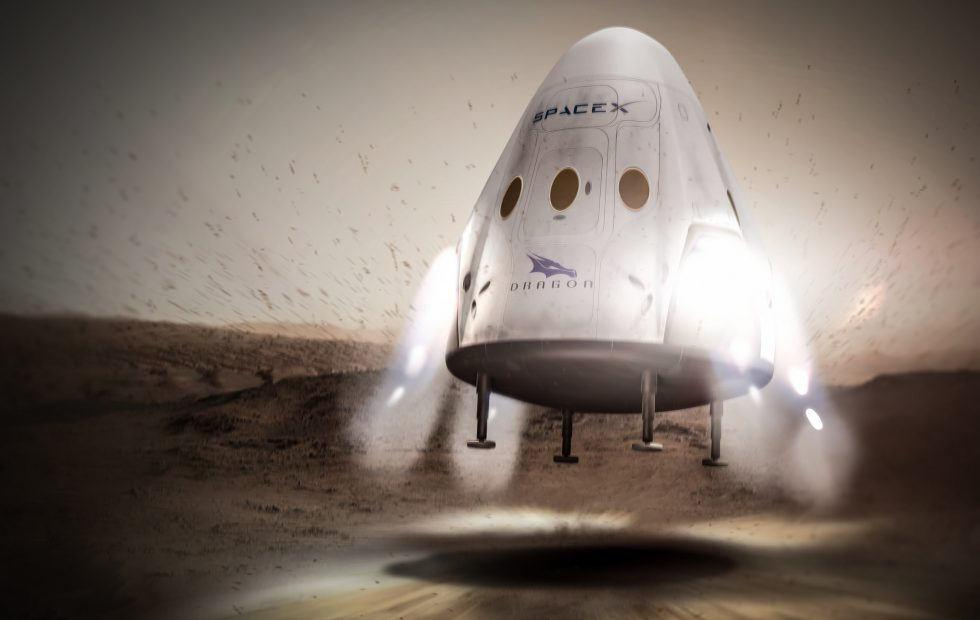 SpaceX's next-gen Dragon won't have propulsion landings after all