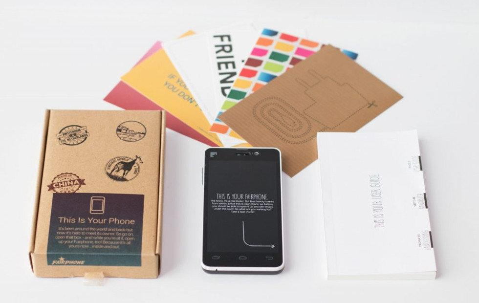 Fairphone 1 no longer supported because parts cost too much