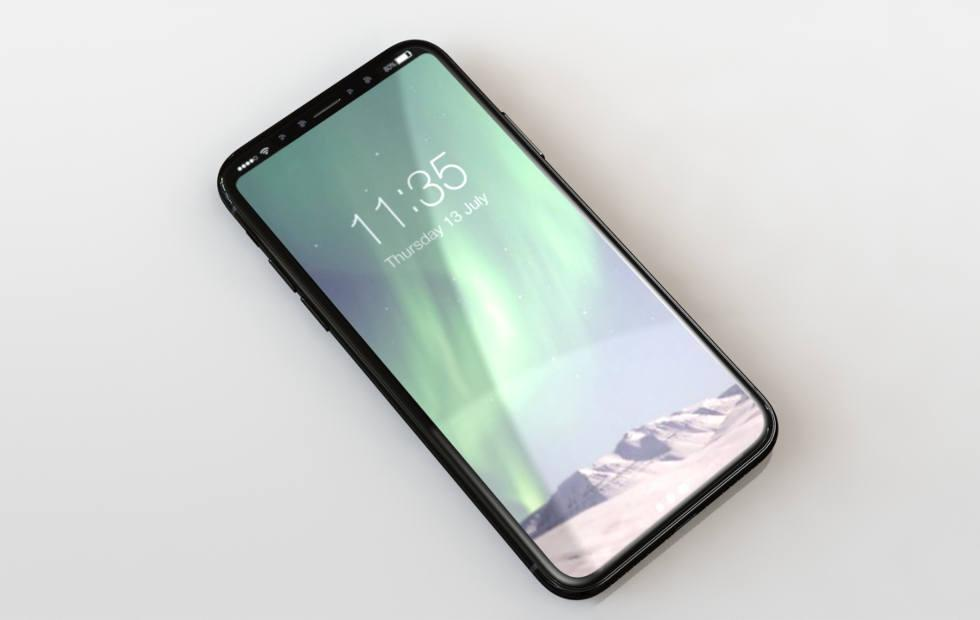iPhone 8 will handle bezels, notifications this way