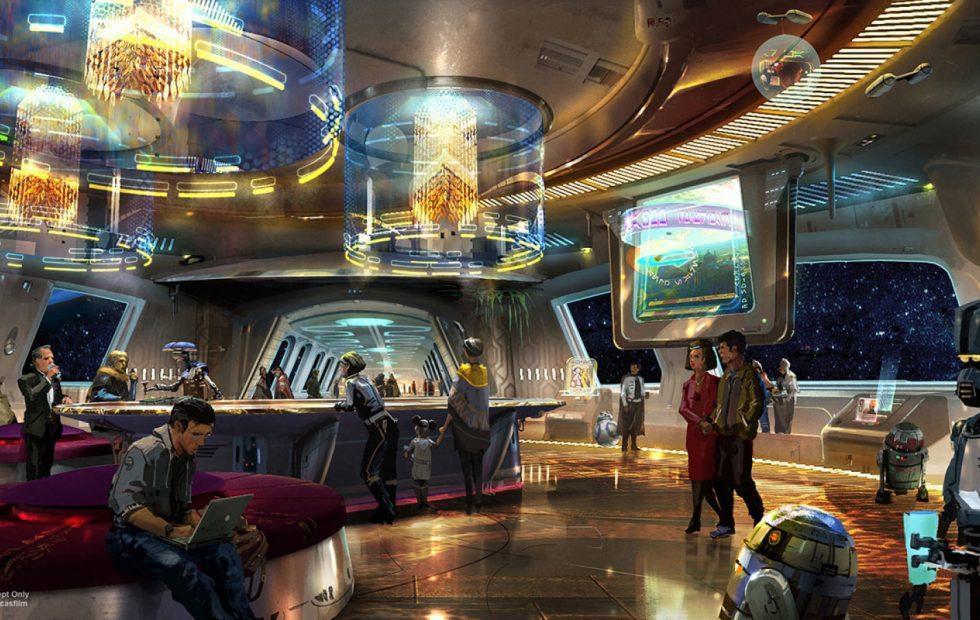 "Fully immersive ""Star Wars"" hotel coming to Disney World [UPDATE: Galactic Starcruiser]"