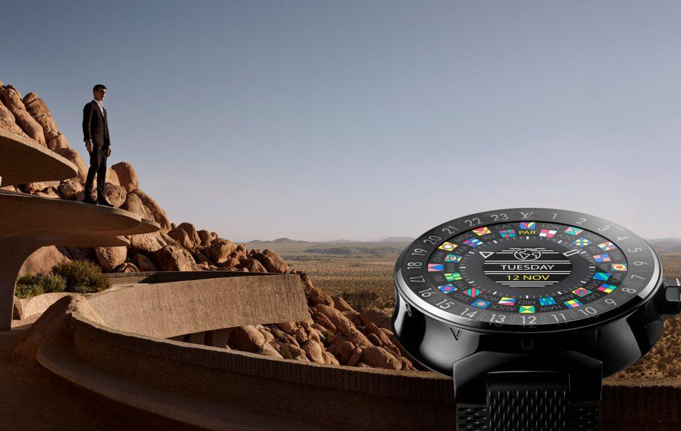Louis Vuitton breaks into smartwatches with Tambour Horizon line