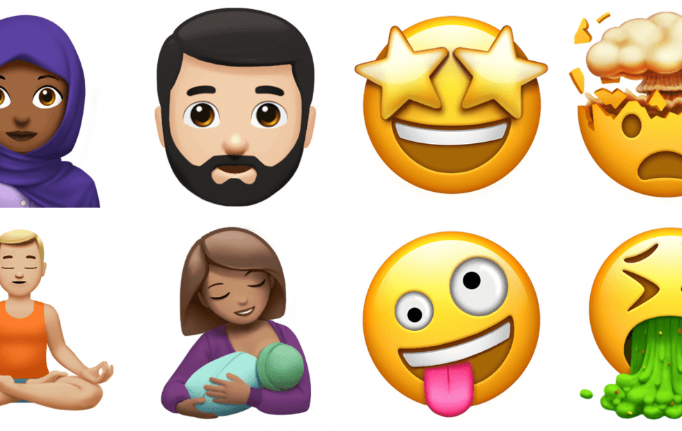 New Apple emoji are coming later this year – here's your first look