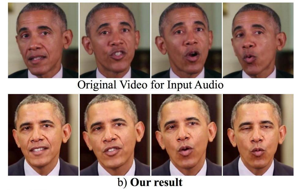 Fake Obama lipsync has terrifying implications for video evidence