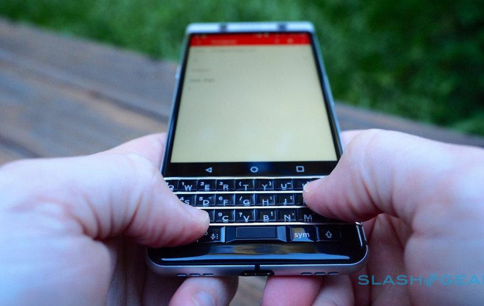 It might soon be safe to buy a BlackBerry KEYone again