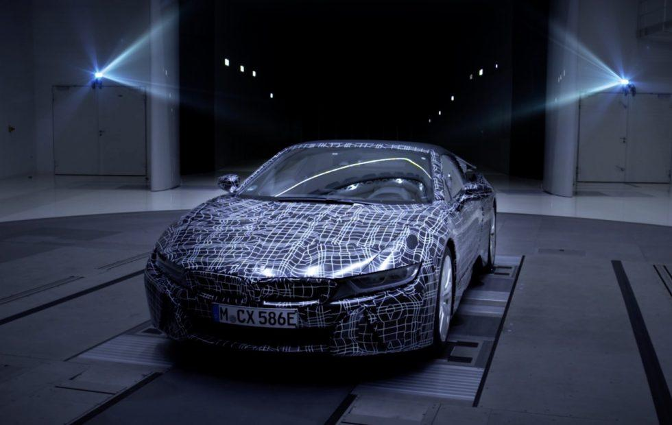 This Bmw I8 Roadster Teaser Was Worth The Wait