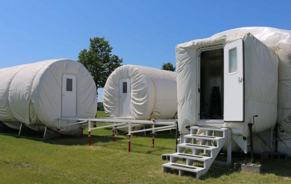 NASA is expanding a faux Mars colony in North Dakota