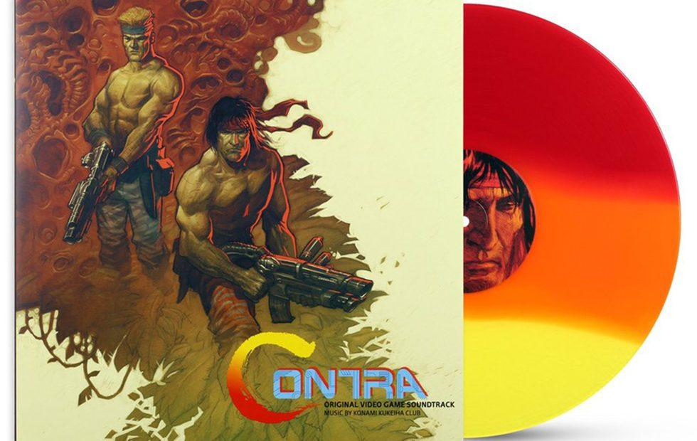 Contra original soundtrack is heading to vinyl at Comic-Con