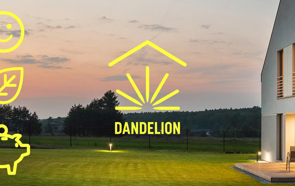 Alphabet X spin-off Dandelion sucks energy from your yard