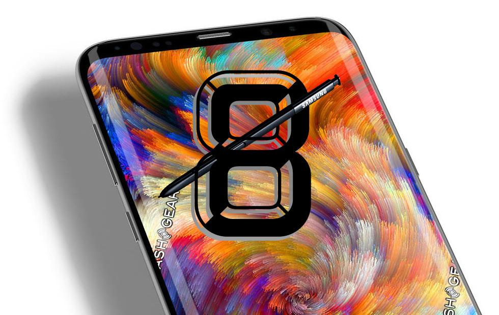 Galaxy Note 8 release date tipped with a new feature mystery