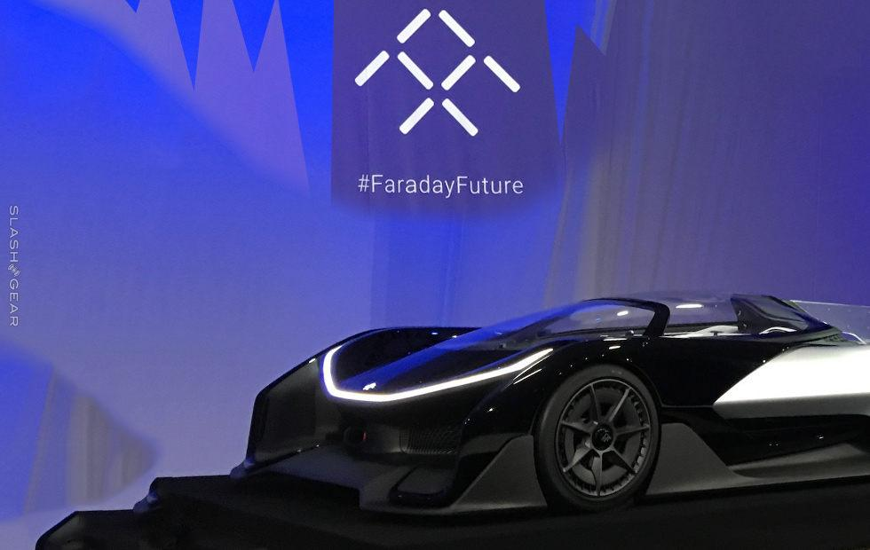 Faraday Future's money woes claim planned Las Vegas plant