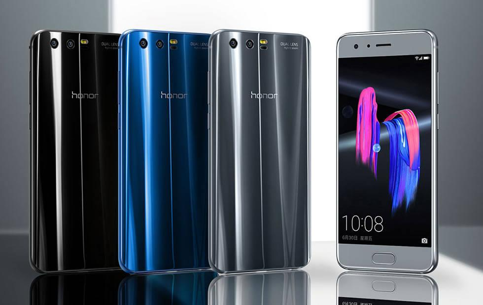 Honor 9 Premium launches in Europe with flagship specs