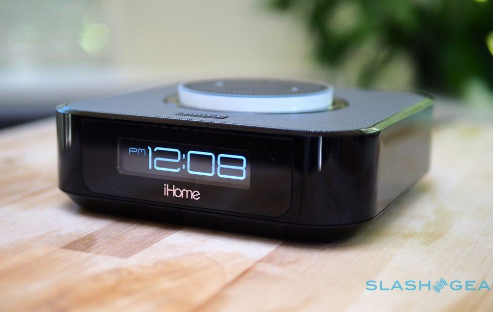 iHome iAVS1 Bedside Stereo Speaker for Echo Dot Review