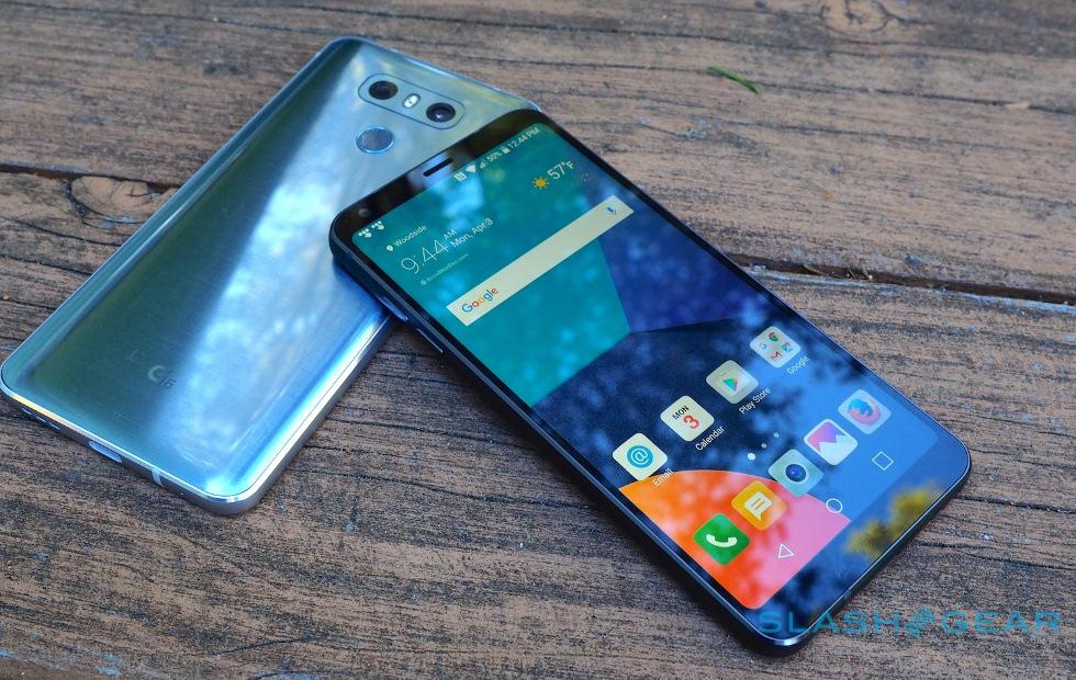 """LG Q6 """"G6 mini"""" coming this week, spotted in Geekbench"""