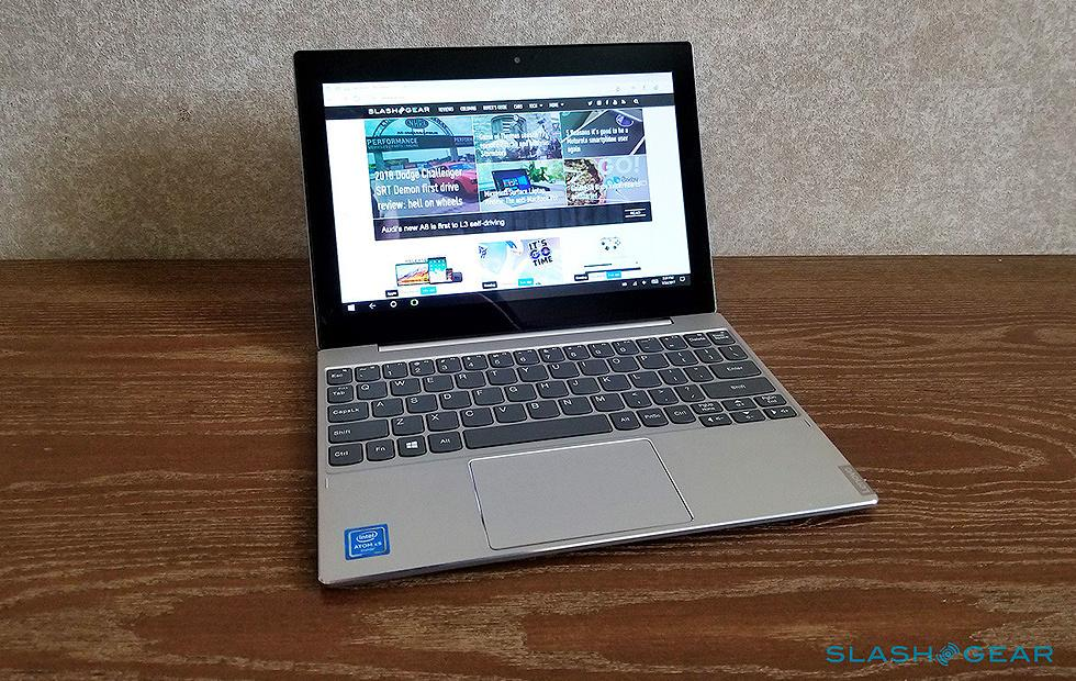 Lenovo Miix 320 Review: a tiny $200 Windows 2-in-1 Laptop