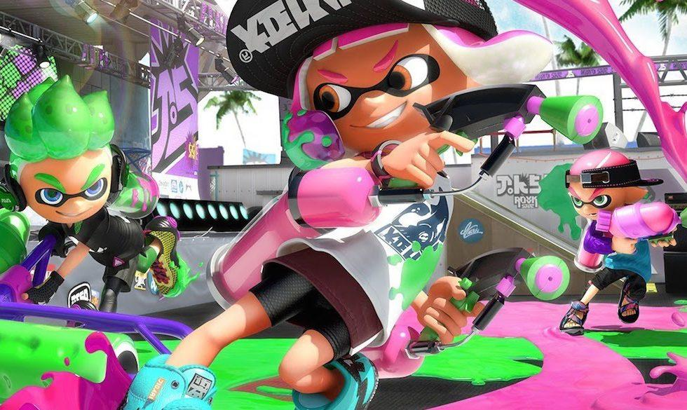 Nintendo Switch owners can play Splatoon 2 for four hours today