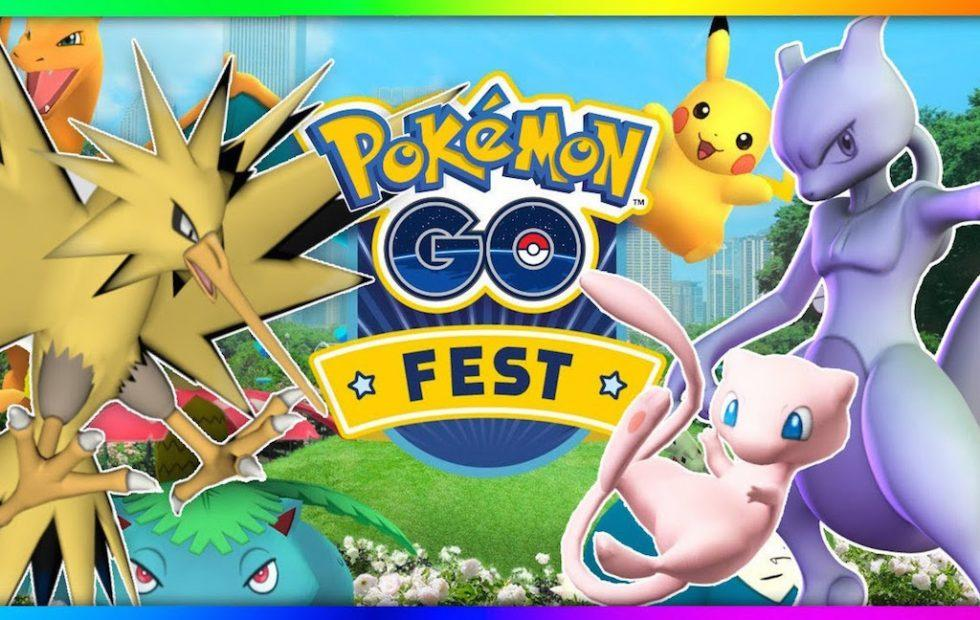Pokemon GO Fest attendees hit Niantic with a class action lawsuit