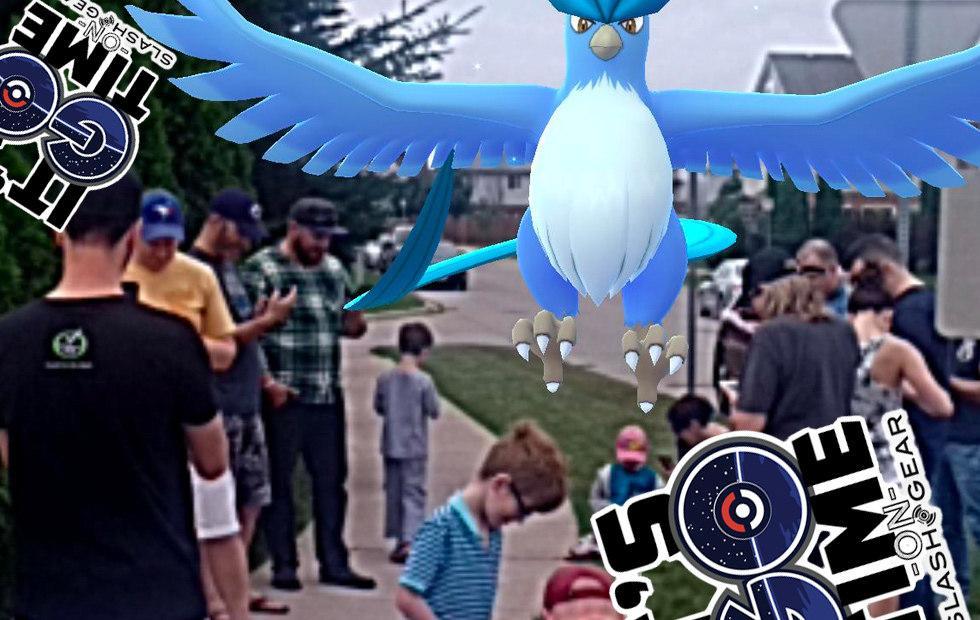 Pokemon GO Fest event had Niantic kick down the door for mobile's future