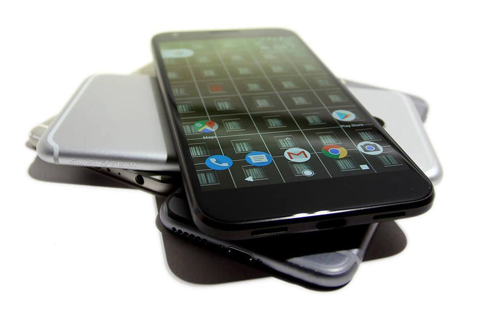 Leaked Google Pixel XL 2 2017 image release: LG G6 x HTC U11 x XL1