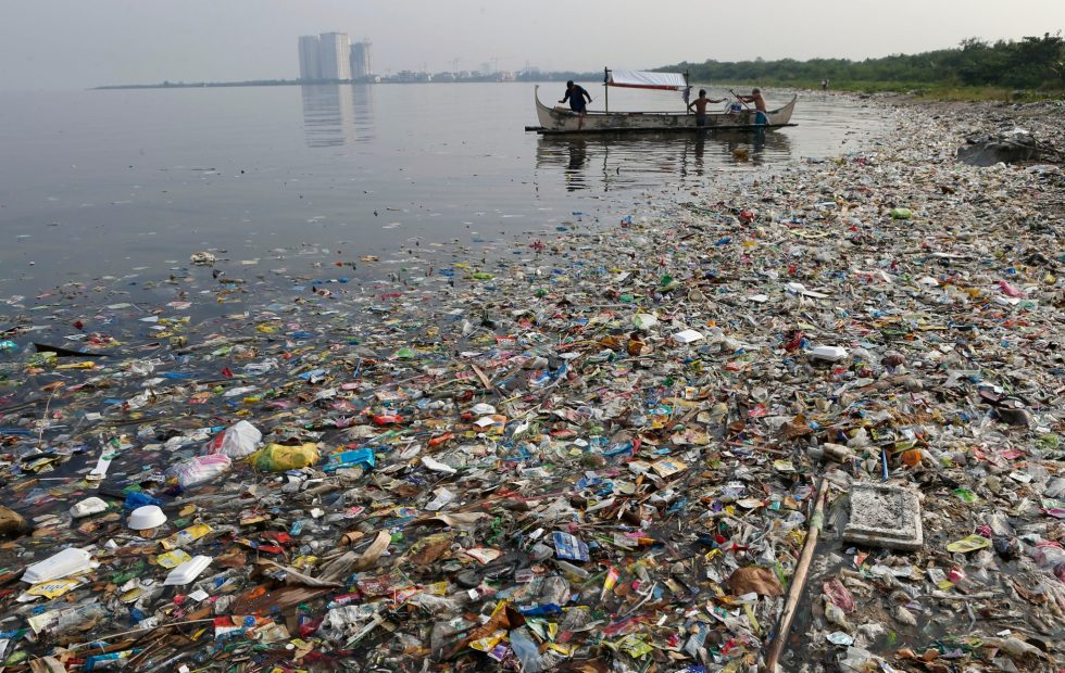 Plastic is clogging Earth and recycling is barely helping