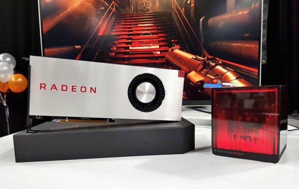 AMD Radeon RX Vega images reveal air and liquid cooled versions
