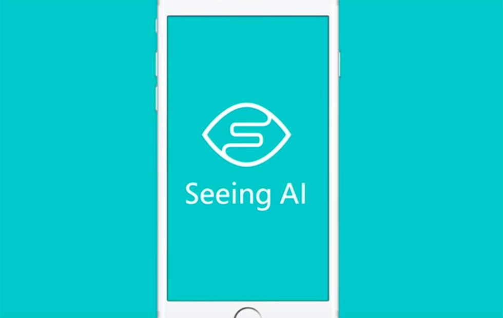 Microsoft's Seeing AI app for the blind arrives on iPhone