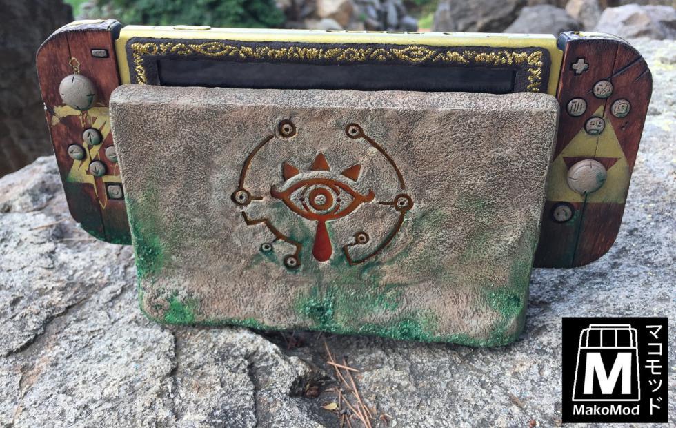 Sheikah Switch makes you feel like Link using a Sheikah Slate