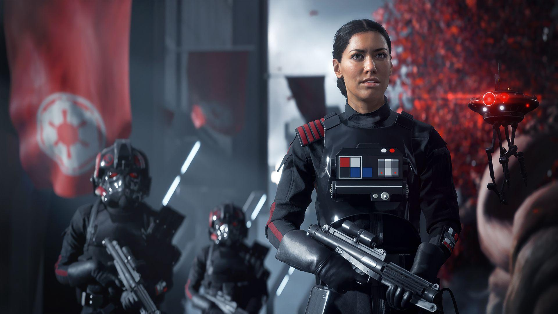 Star Wars Battlefront 2 S Story Mode Will Show The Imperial Point