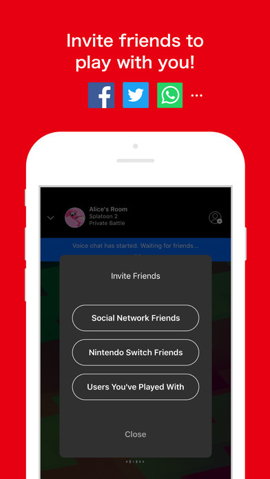 Nintendo Switch Online apps now available but you can't use