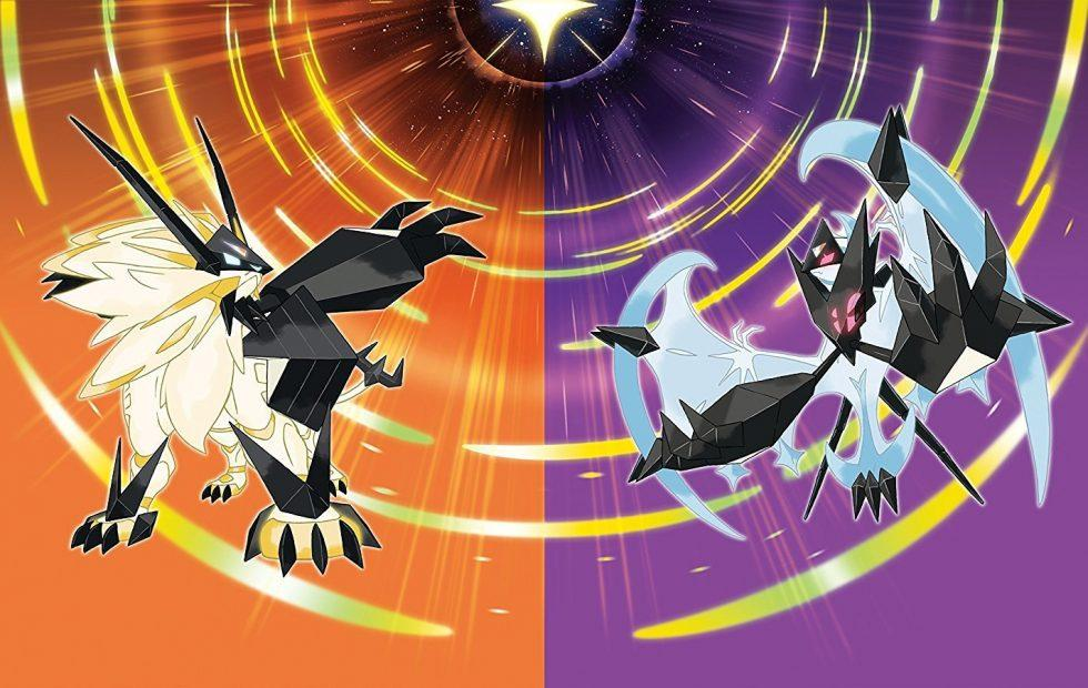 Pokemon UltraSun and UltraMoon get special edition steelbook release