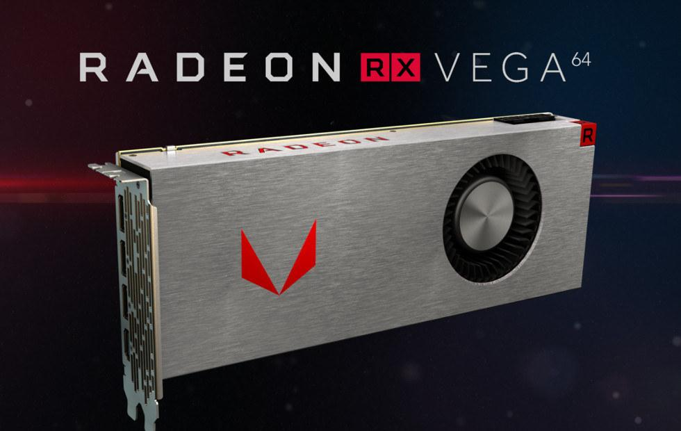 AMD Radeon RX Vega GPUs, Threadripper CPUs launched